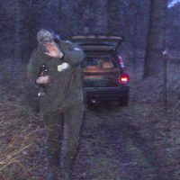 Jager in Woestduin