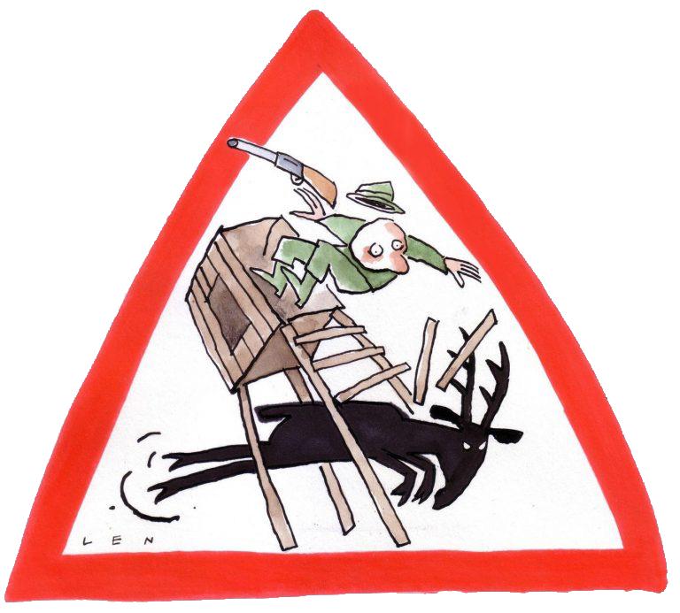 Logo van jachthutten.nl, door Len Munnik